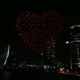 Illuminated Drones Create Beating Heart to Honor Healthcare Workers in Rotterdam Sky